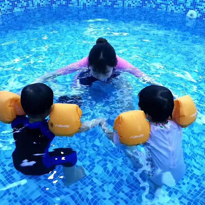 深水游泳池